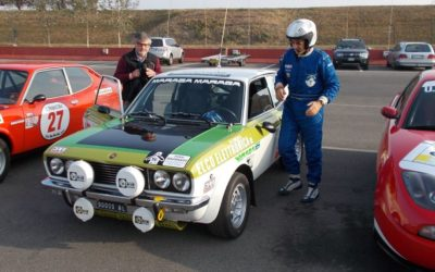 Le Fiat 128 protagoniste ad ASA 2017