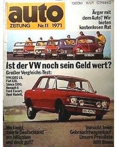 71-11 auto zeitung