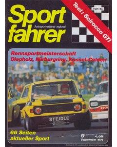 76-9 sport fahrer