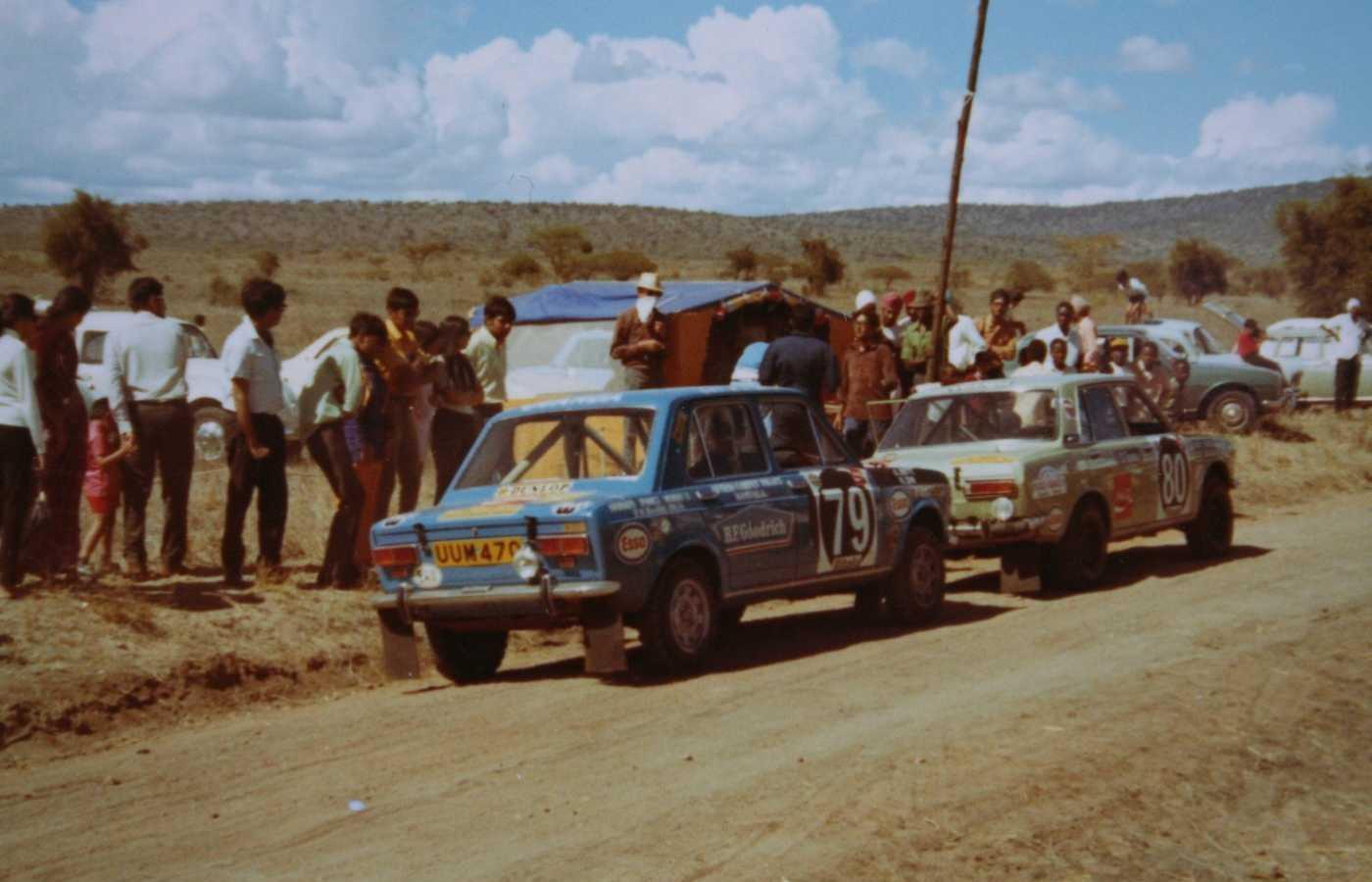 Butt-Din East African Safari 12-4-1971