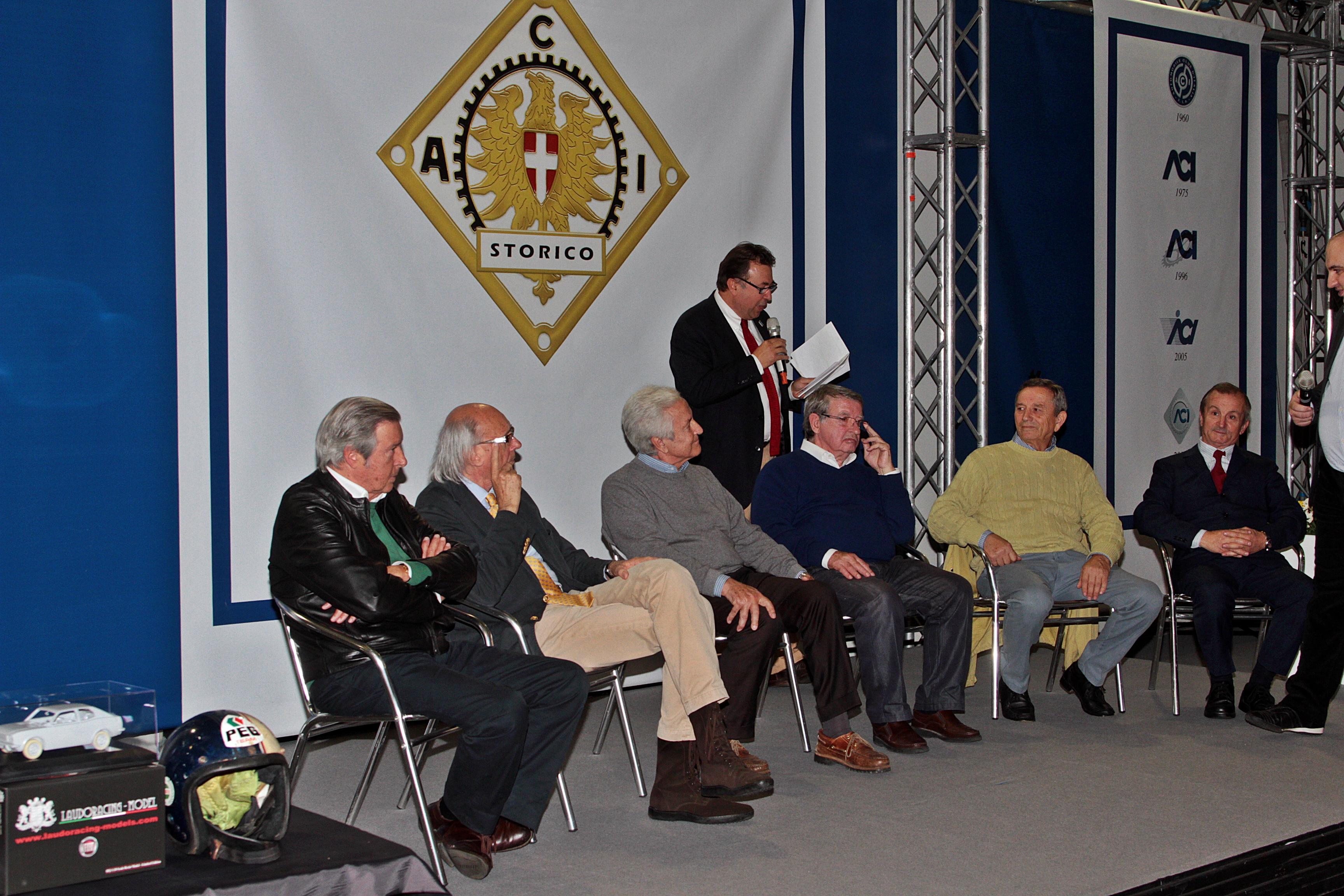 """Presentazione libro """"Fiat 128 Innovativa su Strada, Vincente nelle Corse"""" ottobre 2014"""