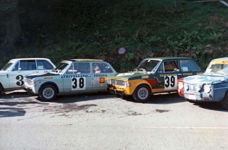 Donà-Grano Danieli-Trivellato 3 Ore di Verviers Spa 20-09-1970 (Roberto Panarotto)