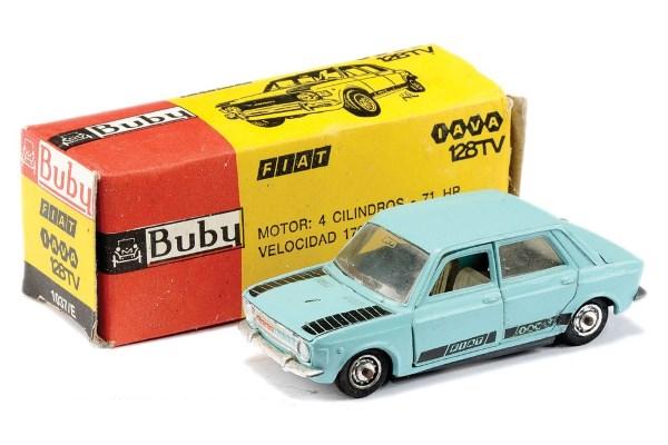 Fiat 128 IAVA Buby