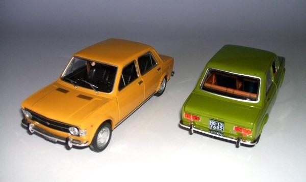 Fiat 128 Leo Models 1-24