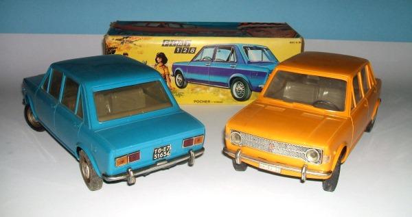 Fiat 128 Pocher 1-13