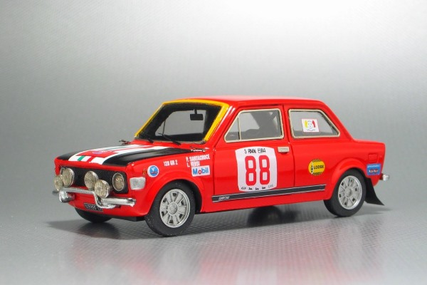 Fiat 128 Rally Arena Models