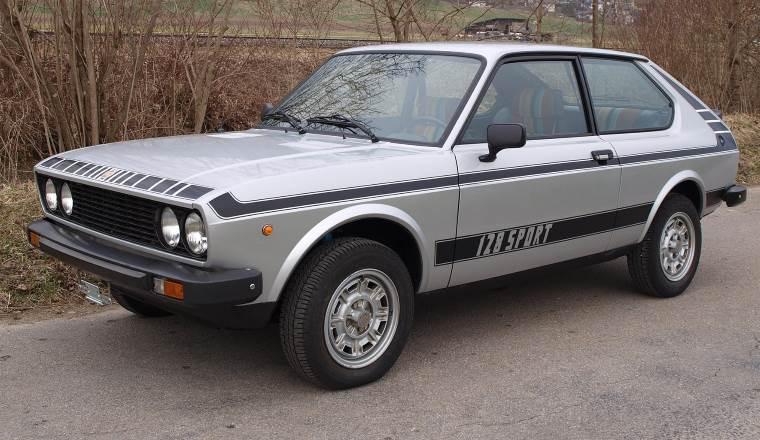 Fiat 128 Sport Serie Speciale (1978)