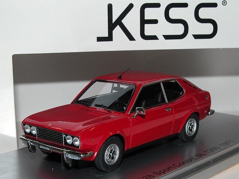 Fiat 128 coupé Kess Models