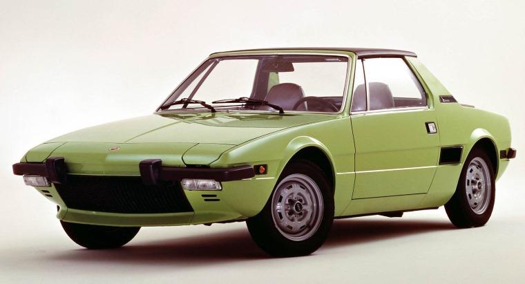Fiat X1/9 (1972)