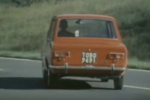German roadtest Fiat 128