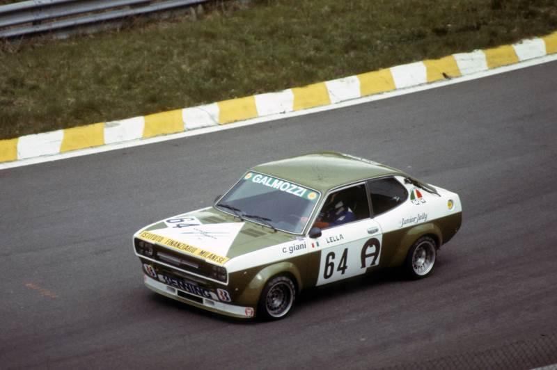 Giani-Lombardi Mugello 09-04-1978 (Carlo Rovatti)