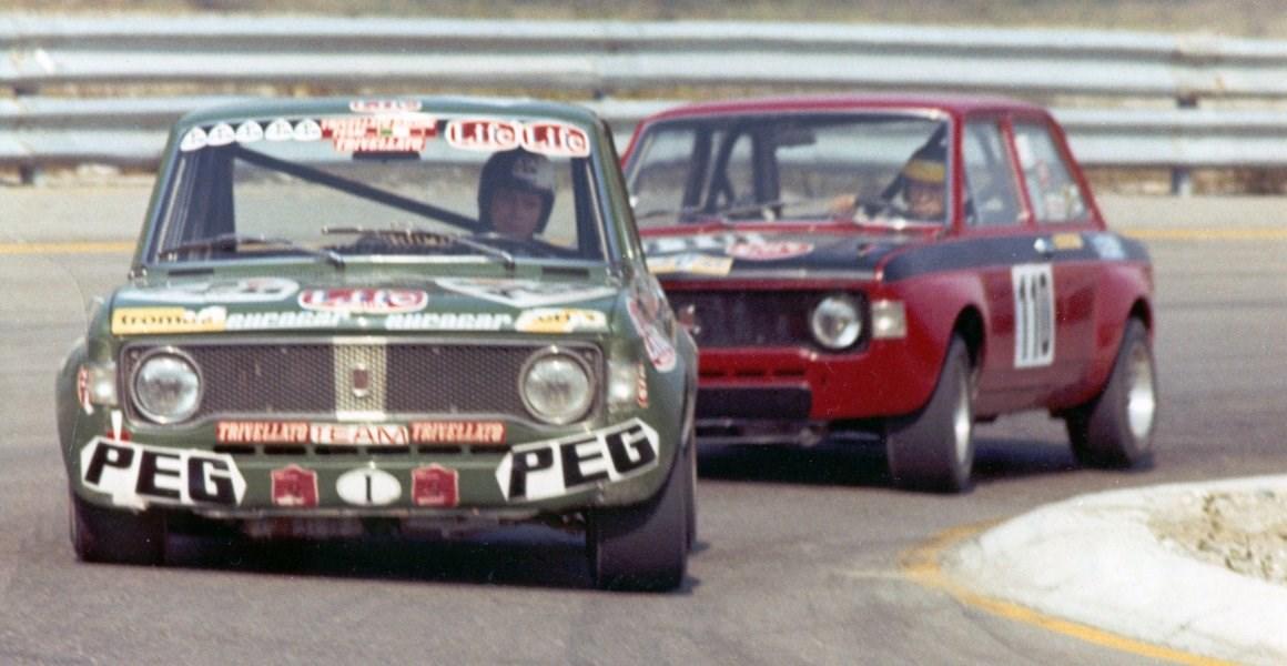 Girasole e Giuseppe Dalla Chiesa Trofeo Brevetti Gabbiani Varano 24-09-1972