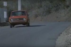Inseguimento Fiat 128 CHiPs