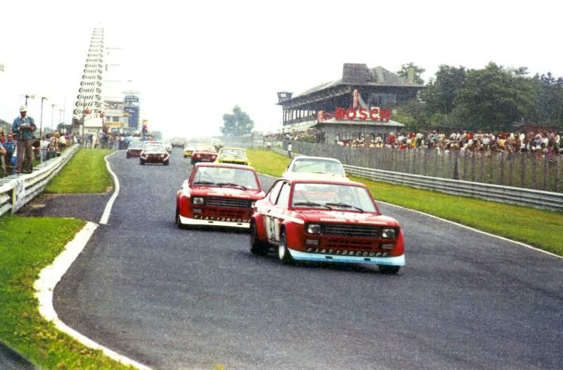 Lafosse Donà Nürburgring 09-07-1972 (Manfred Foster)