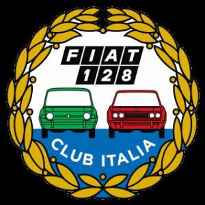 Logo Fiat 128 Club Italia