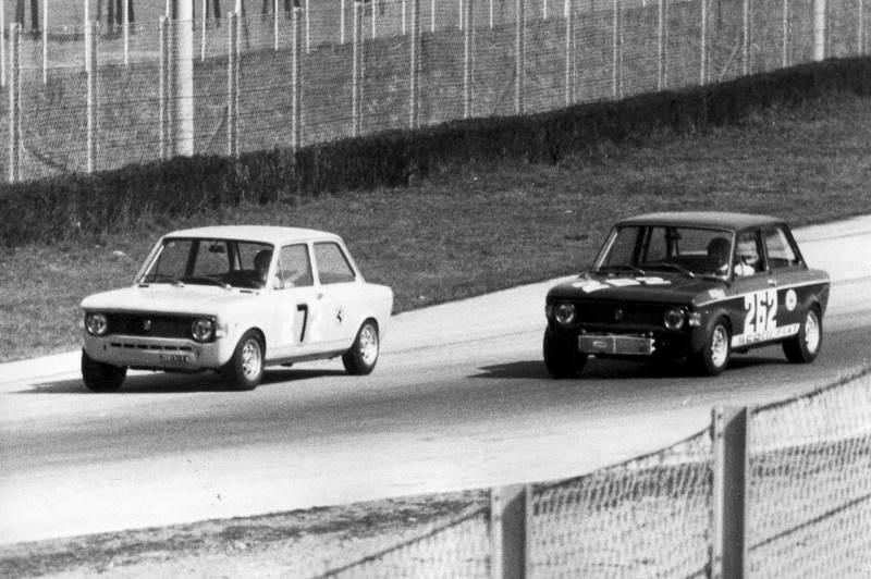 Marco De Tomasi e Shangry-là Trofeo AC Verona Monza 12-04-1970