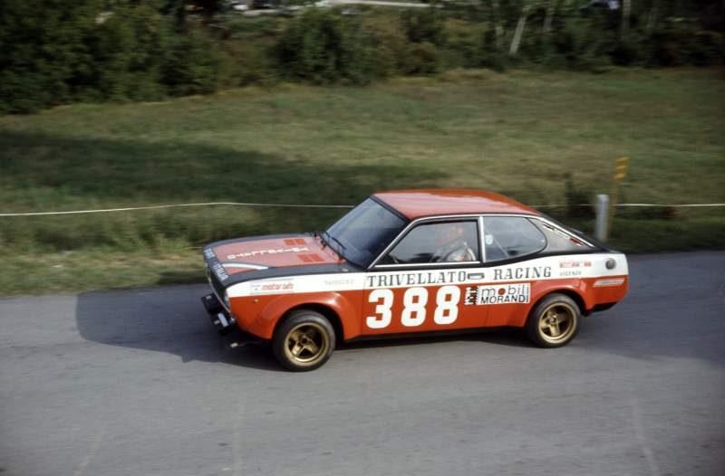 Paperone Coppa Chianti Classico 23-09-1973 (Carlo Alberto Gabellieri)