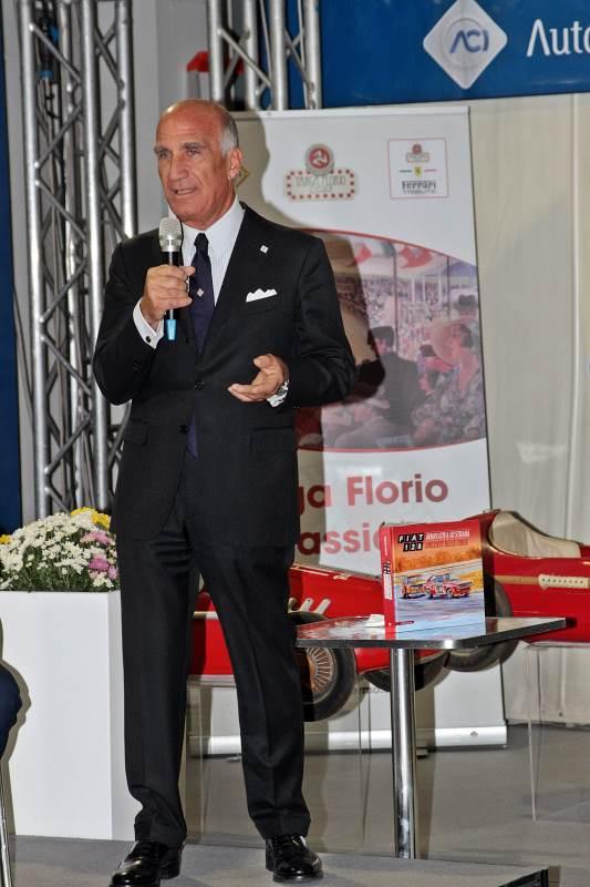 Presentazione Presidente ACI Sticchi Damiani