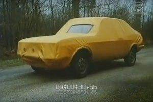 Pubblicità Fiat 128 Coupé