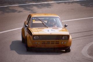 Roberto Panarotto, Fiat 128 Sport Coupé Trivellato, 37. Trofeo Valle Camonica 25 giugno 2005