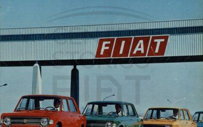 La Fiat 128 festeggia i 50 anni