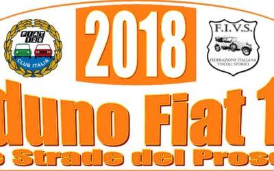 Quarta edizione del Raduno Fiat 128